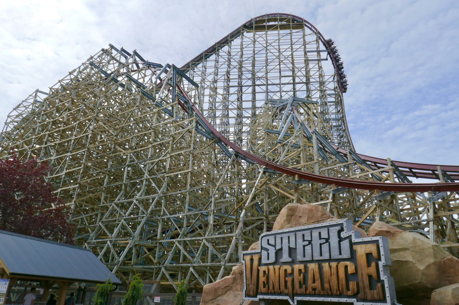 STEEL VENGEANCE REVIEW: The World's Greatest Roller Coaster ...